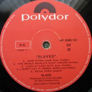 Slade – Slayed?