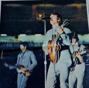 15 августа 1966 года Финальный тур Битлз в Америке. Вашингтон