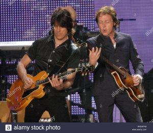 15 августа 2009: концерт Пола Маккартни в Piedmont Park, Атланта