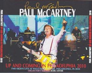 16 августа 2010:  концерт Пола Маккартни в Wells Fargo Center, Филадельфия