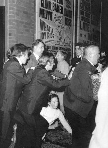 16 августа 1964  Концерт Битлз: Opera House,Блэкпул