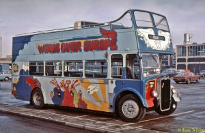 Wings Over Europe Bus
