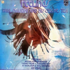 Paul Mauriat and His Orchestra ‎– Feelings ❤️