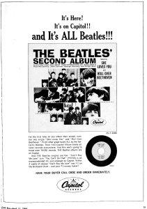 Cash Box 11 April 1964
