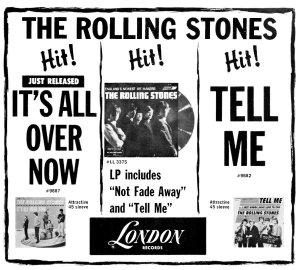 Cash Box 18 July 1964