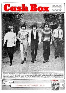 Cash Box 21 November 1964