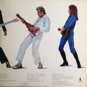 Roxy Music For Your Pleasure (1973)