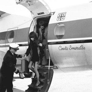 22 августа 1968 Ринго Старр на время покинул Битлз и отправился с семьёй отдыхать на Садинию
