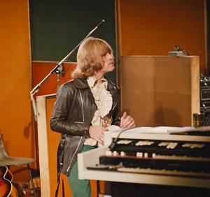 Аt Olympic Sound Studios in Barnes, London, June 1968.