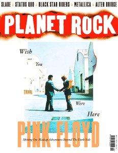 Planet Rock October 2019.