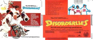 Disorderlies Soundtrack (Various Artists)