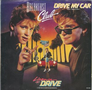 Breakfast Club - Drive My Car (1988)