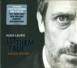 Hugh Laurie - Let Them Talk(2011)