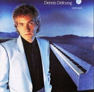 Dennis DeYOUNG 1984 Desert Moon