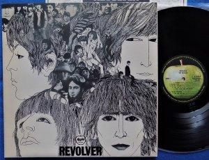 The Beatles - Revolver(1966/1976)