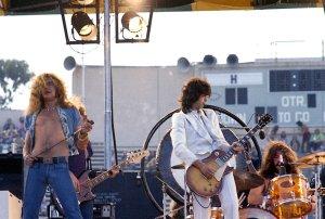 Led Zeppelin - Kezar Stadium, 6-2-73, San Francisco