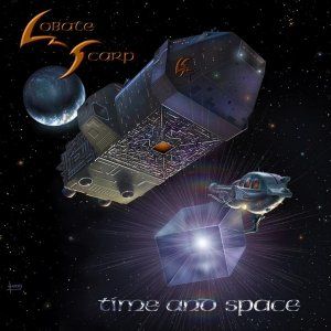 Lobate Scarp - Time And Space(2012)