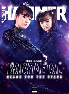 Metal Hammer UK October 2019.