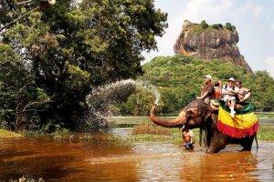 Sri Lanka - это край похожий на рай