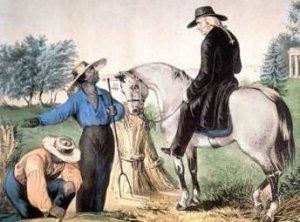 Фогерти и его демократия .Негры на плантациях штата Луизиана.