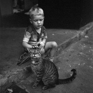 Vivian Maier, 1954, NY