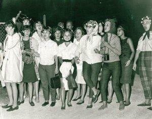 6 сентября 1964, фаны Битлз Нового Орлеана