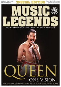 Music Legends - Queen Special Edition 2019 – 134 стр., 127 Мб, True PDF
