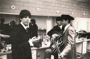 18 cентября 1964: За кулисами в Memorial Auditorium, Даллас
