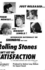 Cash Box 5 June 1965