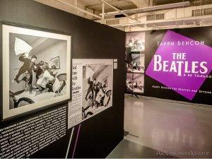 Выставка фотографий Гарри Бенсона (Москва, сентябрь 2019 - январь 2020)