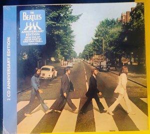 Юбилейное ремастированное издание Abbey Road (Сентябрь 2019)