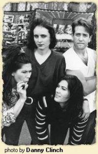 Проект басистки The Pixies Kim Deal - группа The Breeders. На альбоме 1990 года Pod имеется кавер Битлов - Happiness Is A Warm Gun.