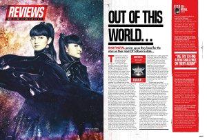 Kerrang! 5 October 2019.