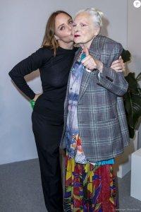 Новость Пол Маккартни и Нэнси Шевелл посетили модный показ Стеллы Маккартни в рамках Недели моды в Париже