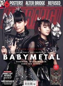 Kerrang! 12 October 2019.