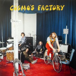 CCR - Cosmo's Factory (40 anniversary edition)
