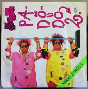 Женский венгерский дуэт Pa-Dö-Dő (Mariann Falusi, Györgyi Lang) - Obladi-Oblada (1990) >https://www.youtube.com/watch?v=tvKPeRJnCy0