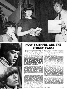 Pop Weekly 29 May 1965