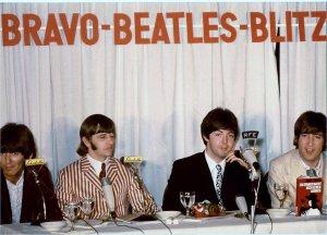 23 июня 1966   Hotel Bayerischer Hof, Мюнхен