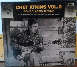 Chet Atkins - Chet Atkins Vol. 2 (Eight Classic Albums) RGMCD032 Опять семь альбомов.