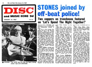 Disc and Music Echo 14 January 1967