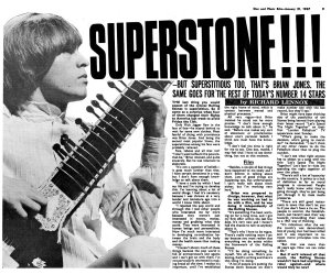 Disc and Music Echo 21 January 1967