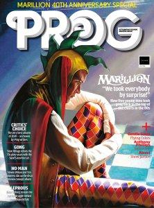 Prog UK December 2019 – 132 стр., 156 Мб, True PDF