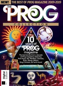 The Prog Collection 2019 Ten Years of Prog Magazine – 132 стр., 193 Мб, True PDF