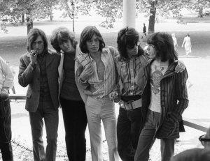 13th June 1969 - Hyde Park, London.