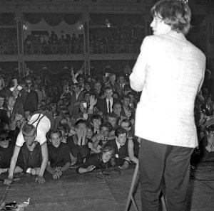 8th August 1964: Scheveningen, Netherlands, Kurhaus, Kurzaal. © Rob Bosboom