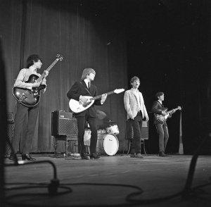 8th August 1964: Scheveningen, Netherlands, Kurhaus, Kurzaal. Rehearsals. © Rob Bosboom