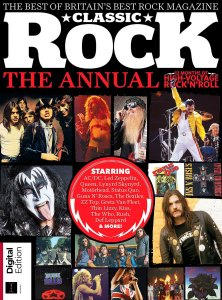 Classic Rock UK Annual Vol 3 2019 – 148 стр., 107 Мб, PDF