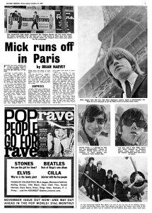 Record Mirror 31 October 1964