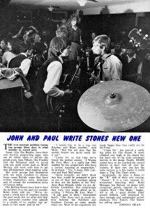 Beat Instrumental No 8 December 1963